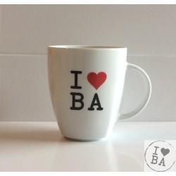 Mug I love BA