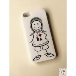 Coque pour smartphone Perle - I love BA