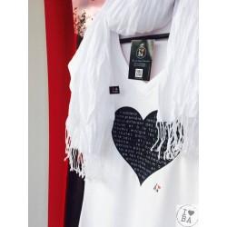 Tee-shirt femme Déclaration I love BA