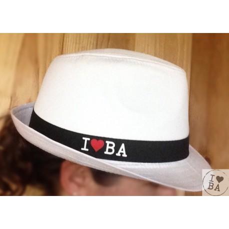 Chapeau I love BA - I love mon Bassin d'Arcachon