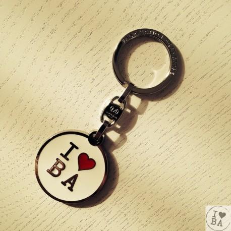 Porte-clé I love BA